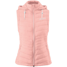 Maier Sports Notos V 2.0 Weste Damen peach bud